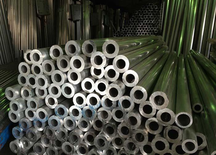 2011 2014 7005 7020 O T4 T5 T6 T6511 H12 H112 Aluminijumska cijev / cijev