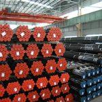 API 5L, API 5CT, ASTM A106 / A53, DIN 2391, EN10305, EN10210 Bešavne čelične cijevi od legure ugljika