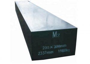 M2 1.3343 SKH51 Čelik alatni alat za okrugle šipke velike brzine