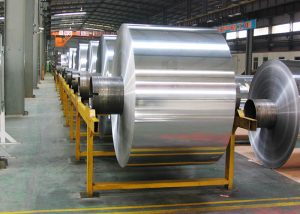 Legura aluminijumska zavojnica sa 1100,2024,3105,4A11,5083,6061,6082,6063,7A09