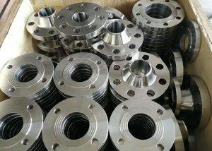 Aluminijska prirubnica