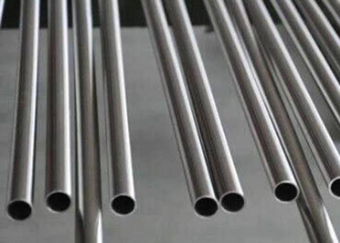 Hastelloy legura C22 cijev / cijev ASTM B622 ASME SB 622 N06022
