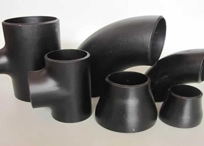 Okovi za cijevi od ugljičnog čelika ASTM / ASME A234 WPB-WPC A420-WPL6
