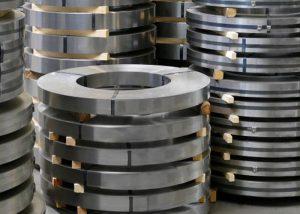 201 304 316 309 hladno valjana traka od nehrđajućeg čelika sa površinom 2B / BA / No.4 / HL / ogledala