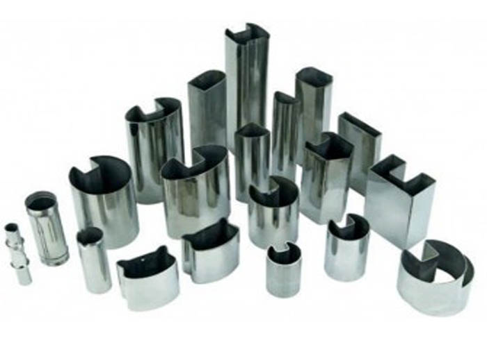 201 304 Cijev od nehrđajućeg čelika posebnog oblika